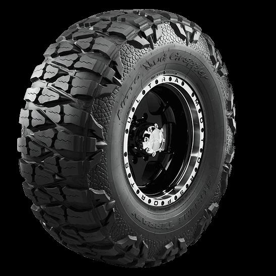NITTO Trail Grappler M//T all/_ Season Radial Tire-33x12.50R22LT E 109Q