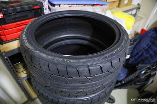 Nitto NT555 G2 Tires 20""
