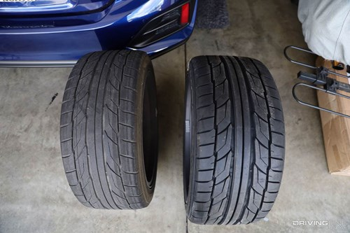 Nitto NT555 G2 Tires 275 and 295